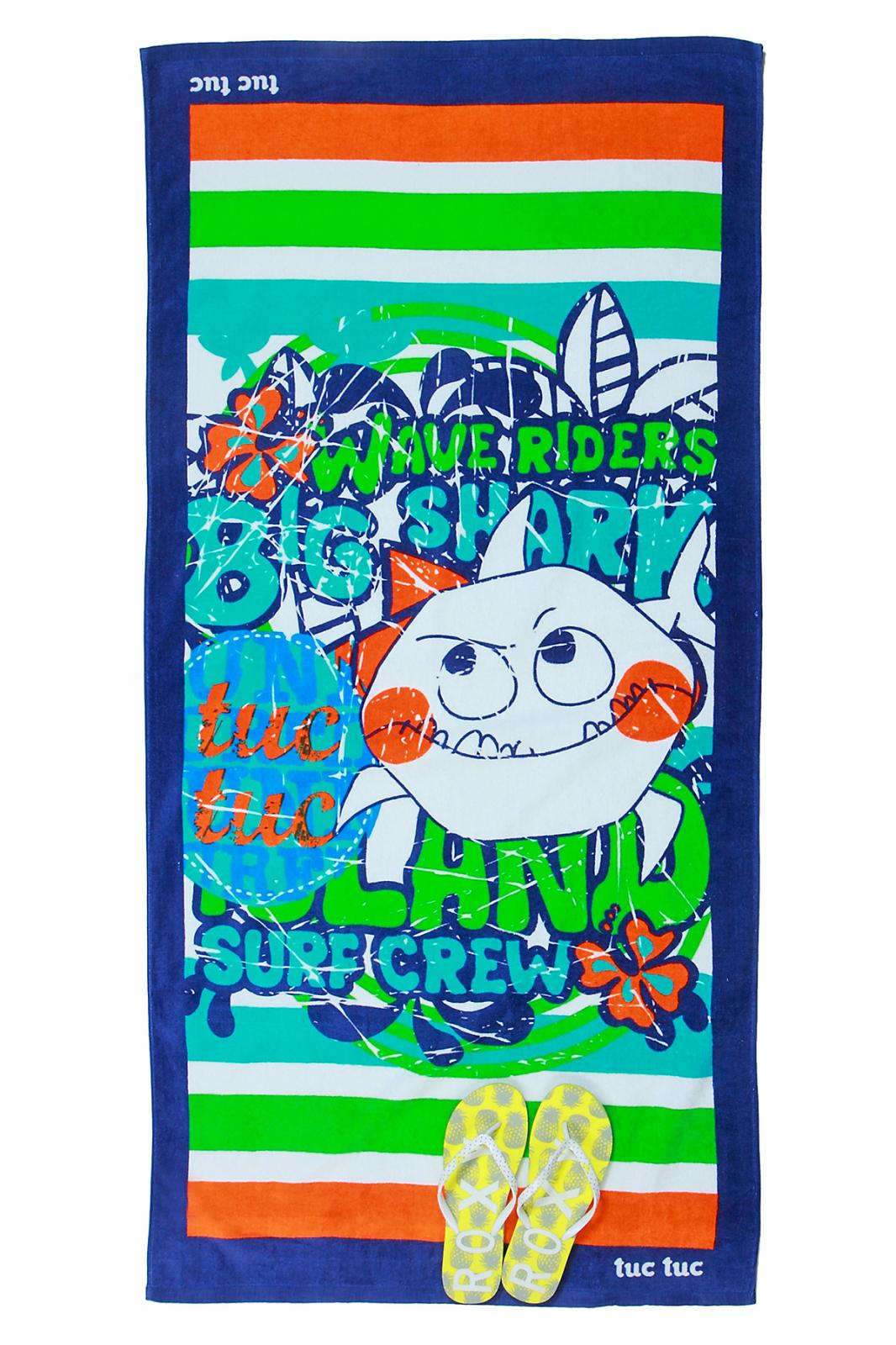 Пляжные полотенца Tuc Tuc только в Военпро на выгодных условиях