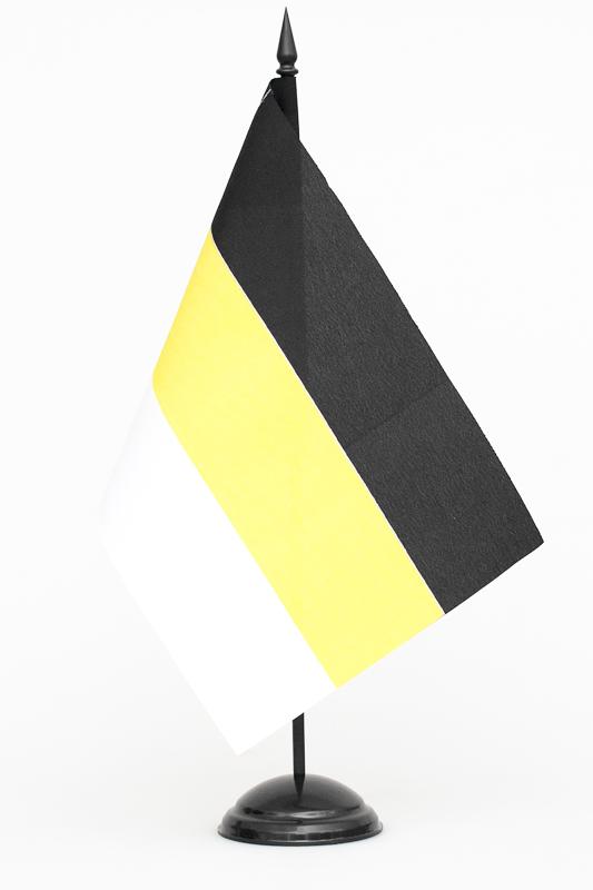 Подставка для флажка черная