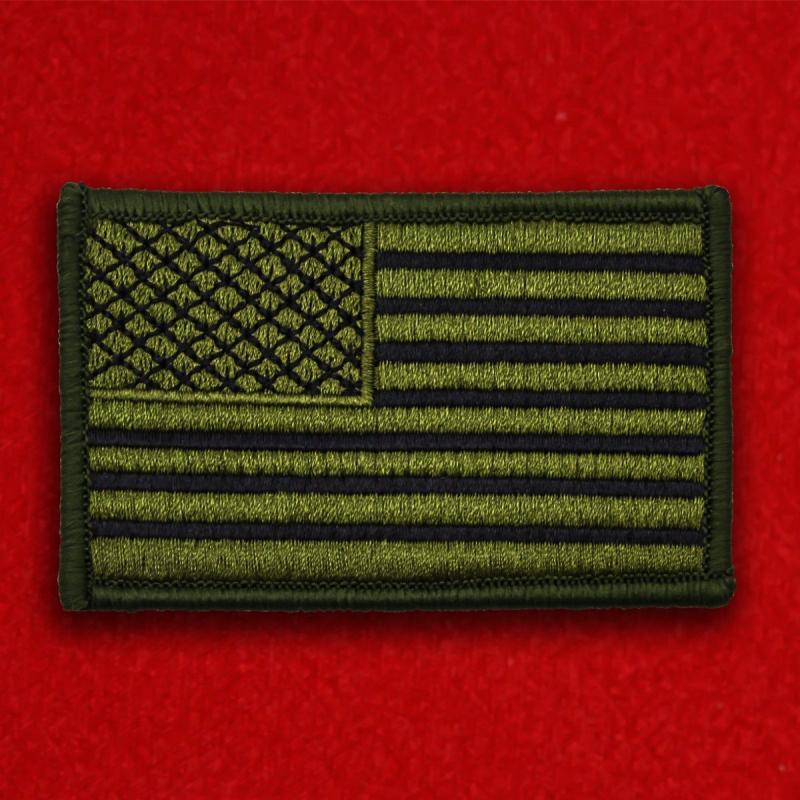 """Полевая нашивка """"Флаг США"""" по низкой цене с доставкой"""