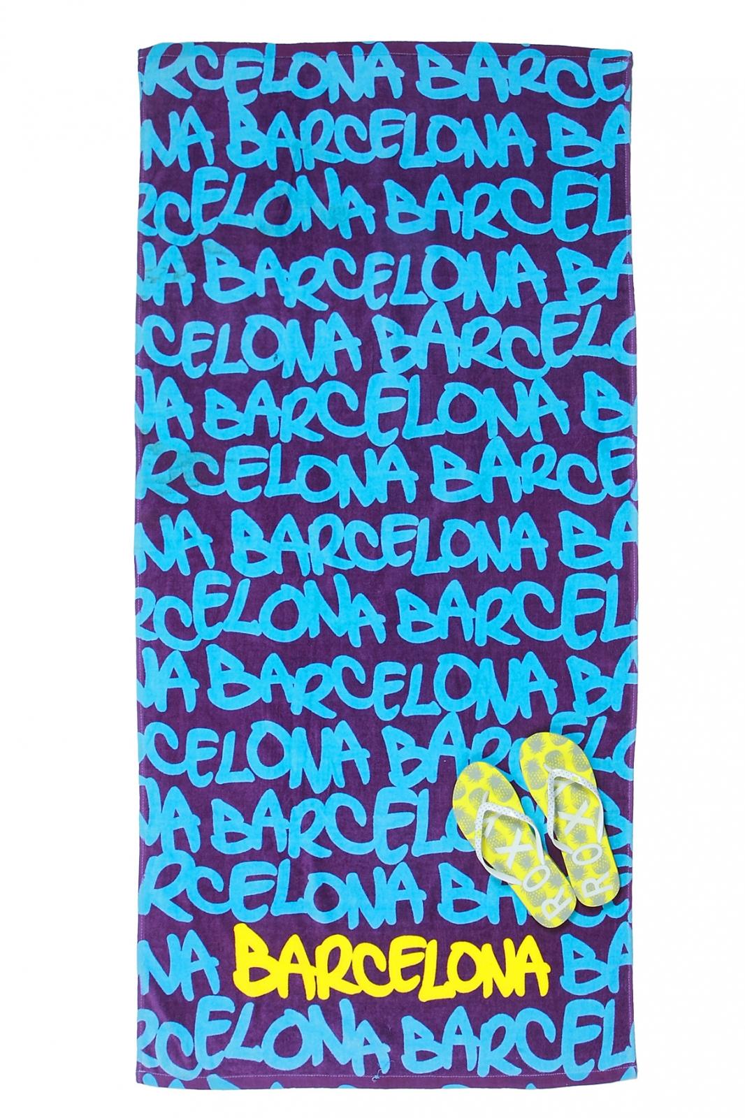 Полотенце Барселона для оптово-розничных заказов