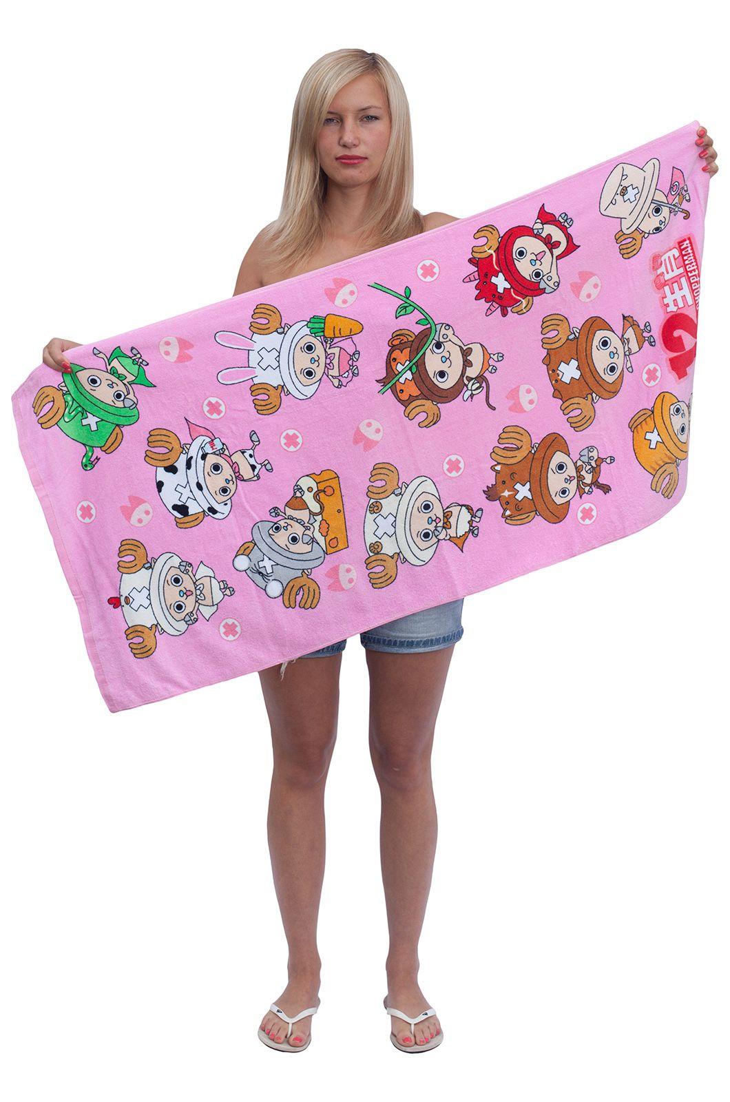 Полотенца брендовые для детей и взрослых