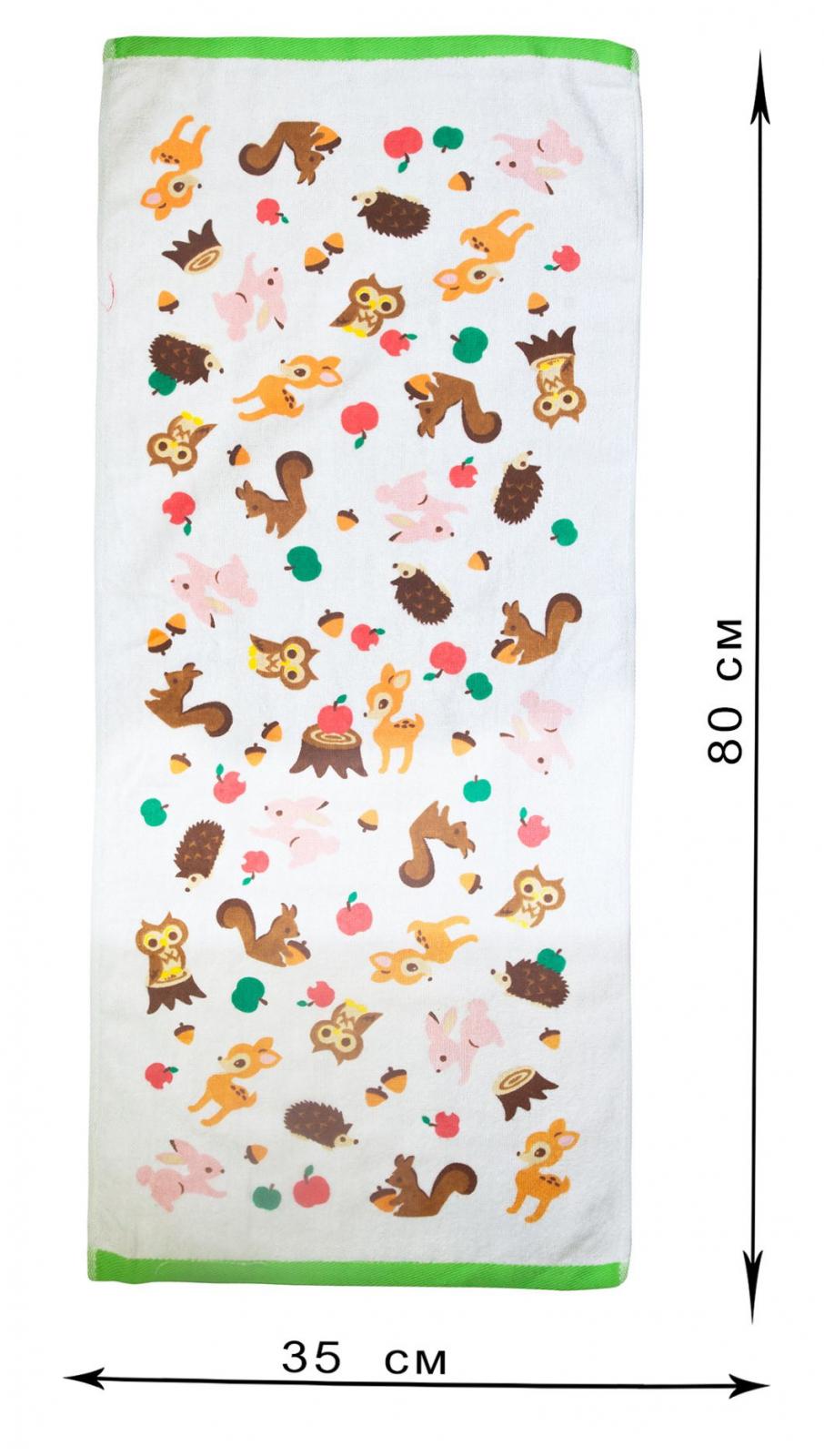 Полотенце для детского сада по низкой цене