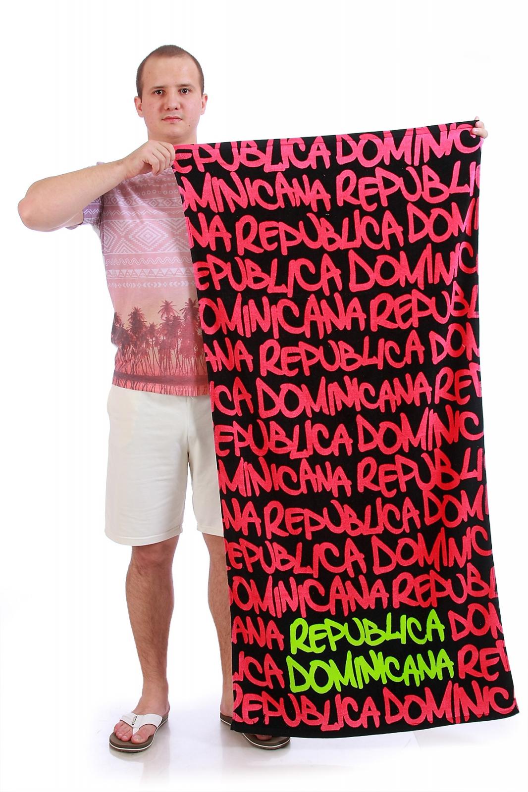 Полотенце Доминикана - купить онлайн в интернет-магазине
