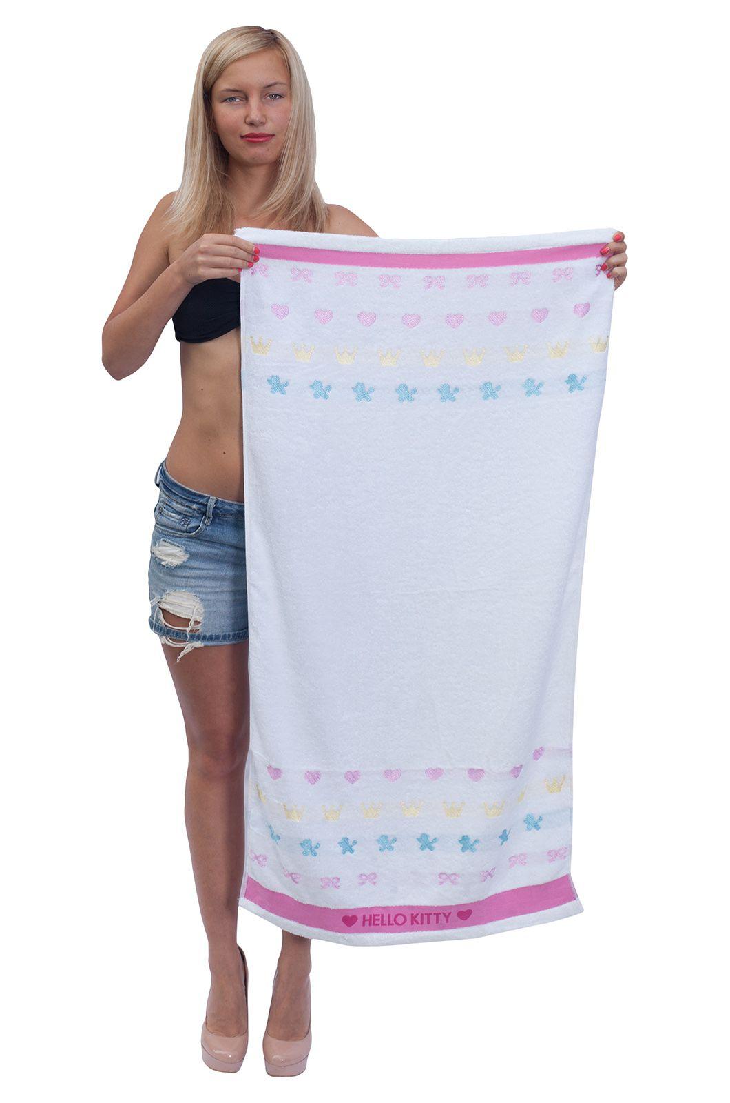 Полотенце Hello Kitty - купить по низкой цене