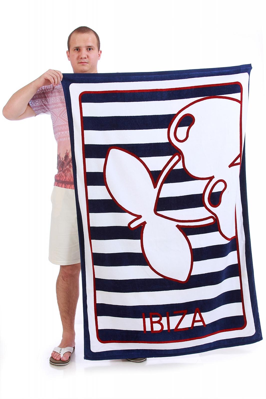 Полотенце Ибица - купить онлайн в интернет-магазине
