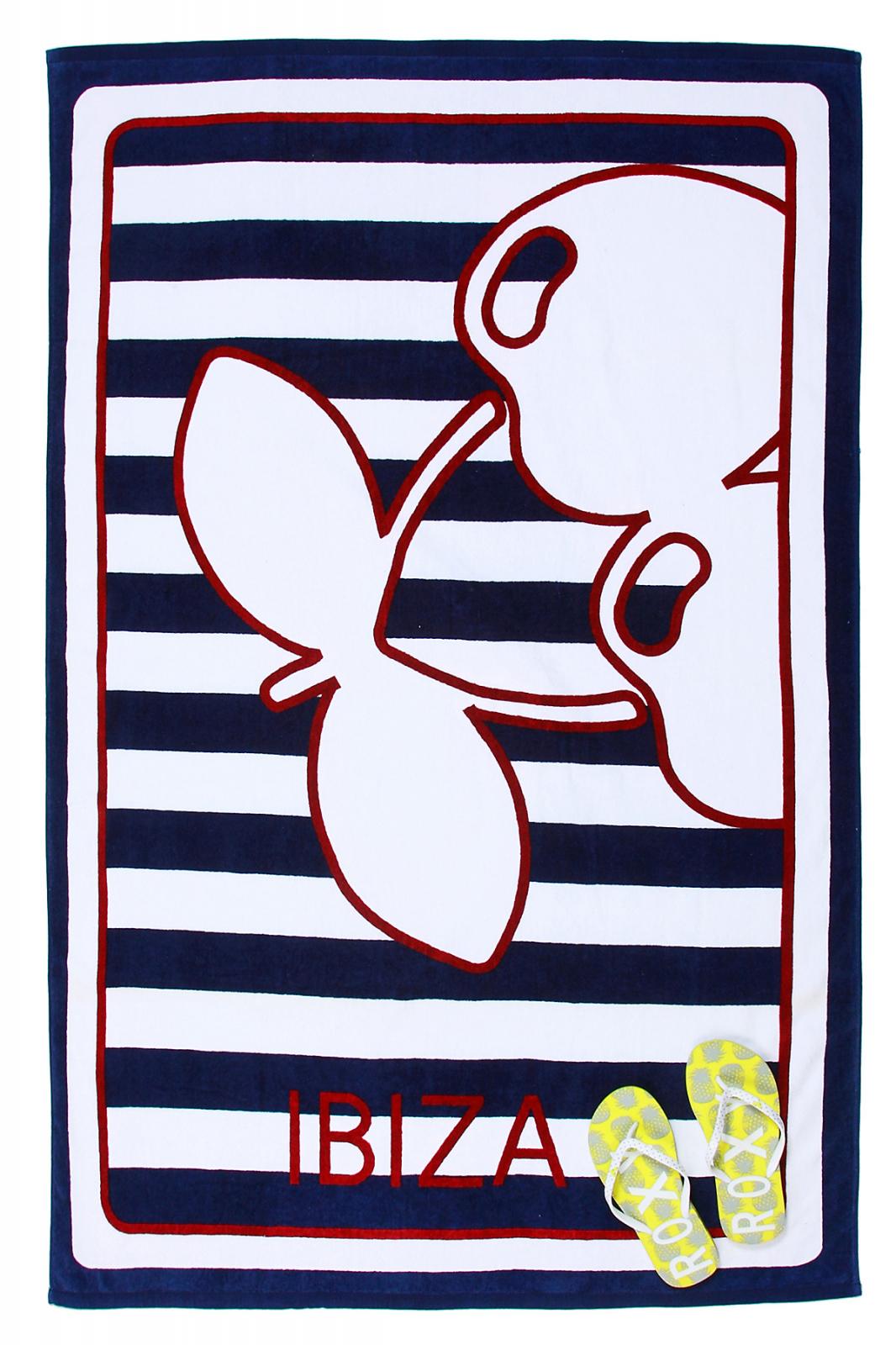 Пляжные полотенца Ибица для оптово-розничных заказов с доставкой