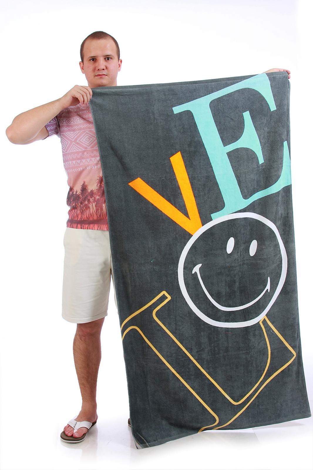 Полотенце Love - купить в интернет-магазине с доставкой