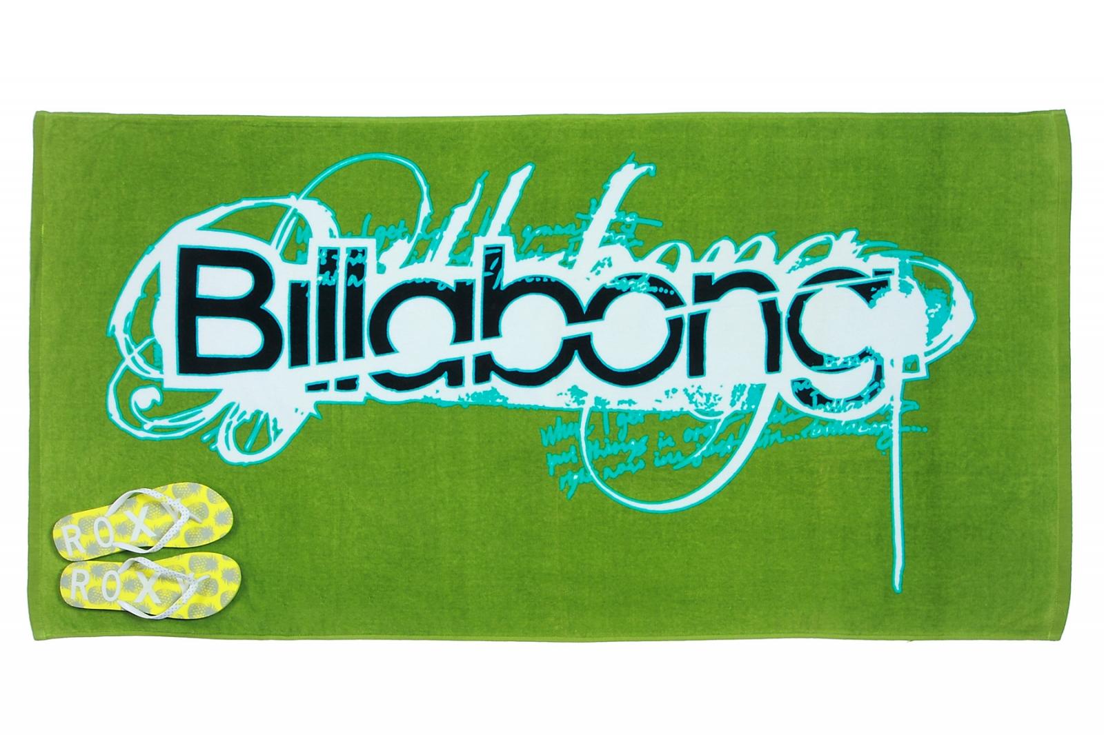 Полотенца пляжные Billabong с доставкой оптом и в розницу