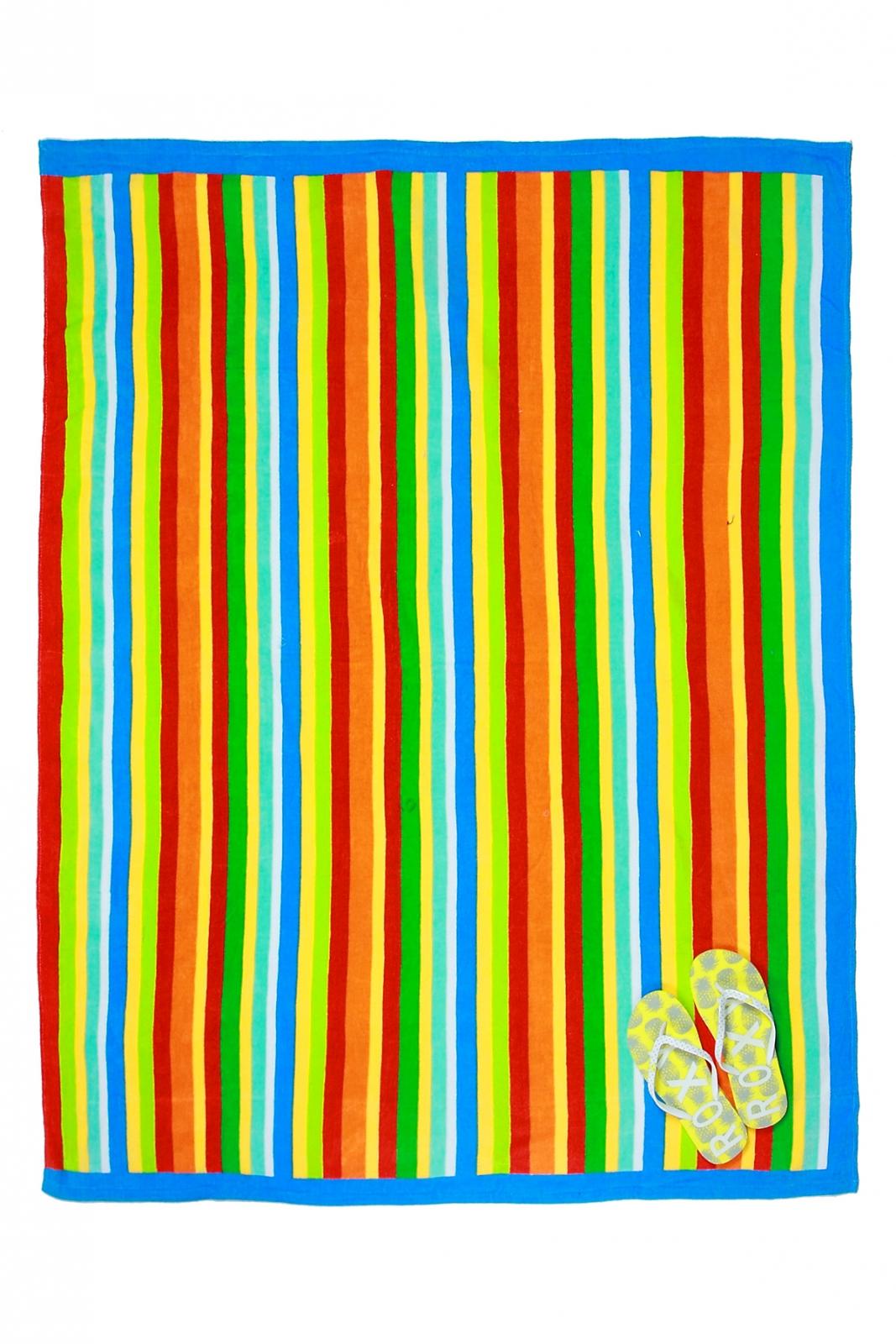 Заказывайте полотенце полосатое оптом с удобной доставкой