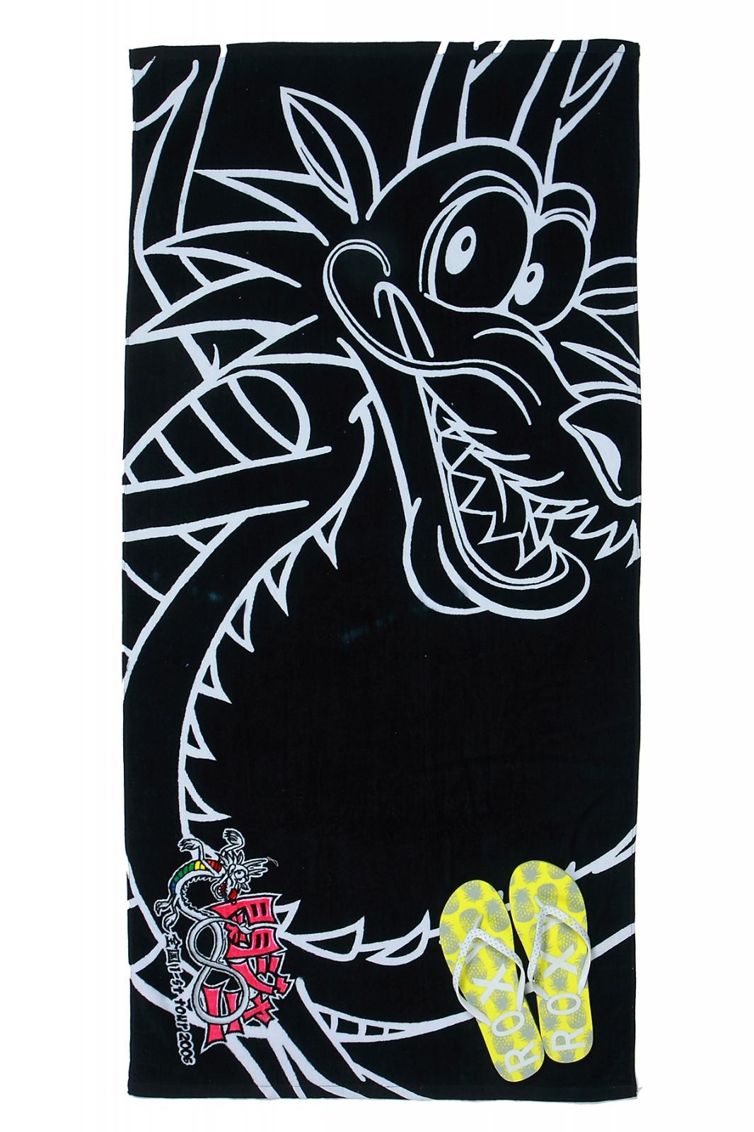 Фирменные полотенца с драконом и другими изображениями выгодно и быстро