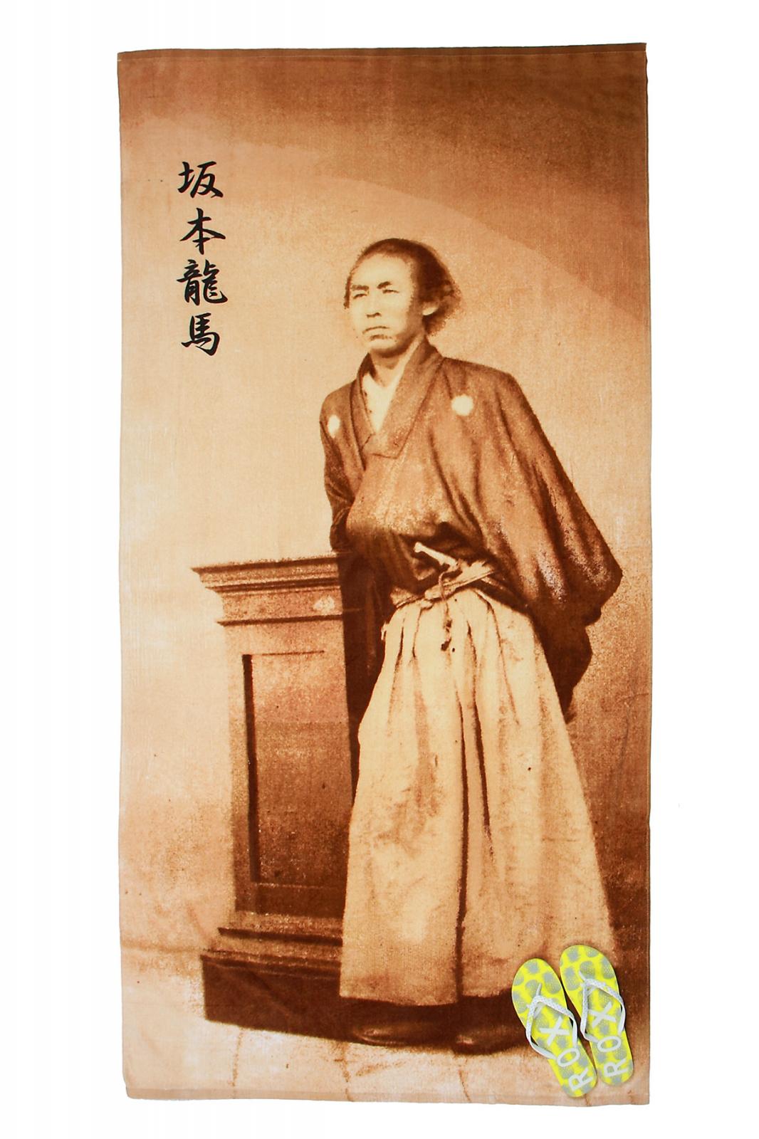 Полотенца с самураем оптом и в розницу, выгодно и быстро