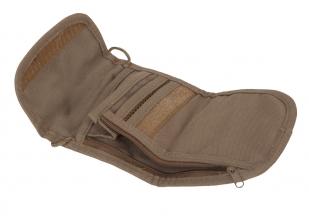 Потайной кошелек хаки-песок