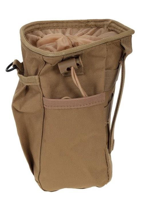 Поясная сумка для фляги хаки-песок