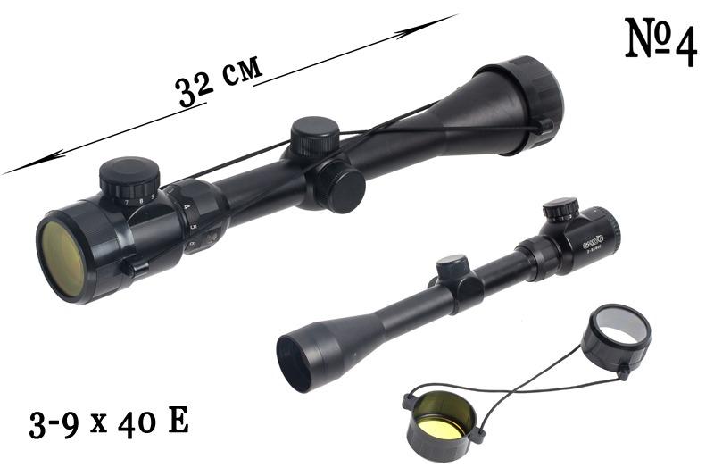 Оптическй прицел Gamo 3-9x40 (№4)