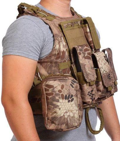Разгрузочный жилет Tactical CIRAS (Kryptek)