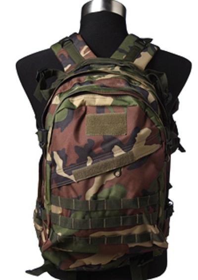 Рейдовый рюкзак французский камуфляж