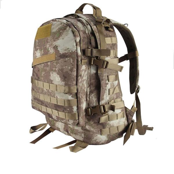 Рейдовый рюкзак камуфляж A-TACS AU