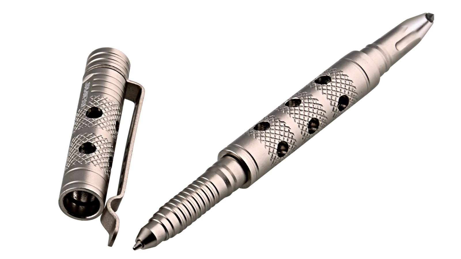 Ручка шариковая тактическая