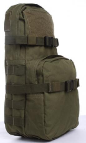 Рюкзак для питьевой системы  хаки - олива
