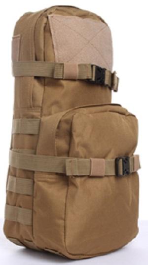 Рюкзак для питьевой системы  хаки - песок