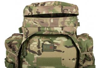Подарок охотнику - рюкзак с чехлом для ружья камуфляж Multicam