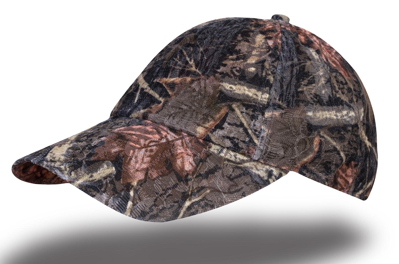 Сетчатая кепка камуфляж - купить в интернет-магазине с доставкой