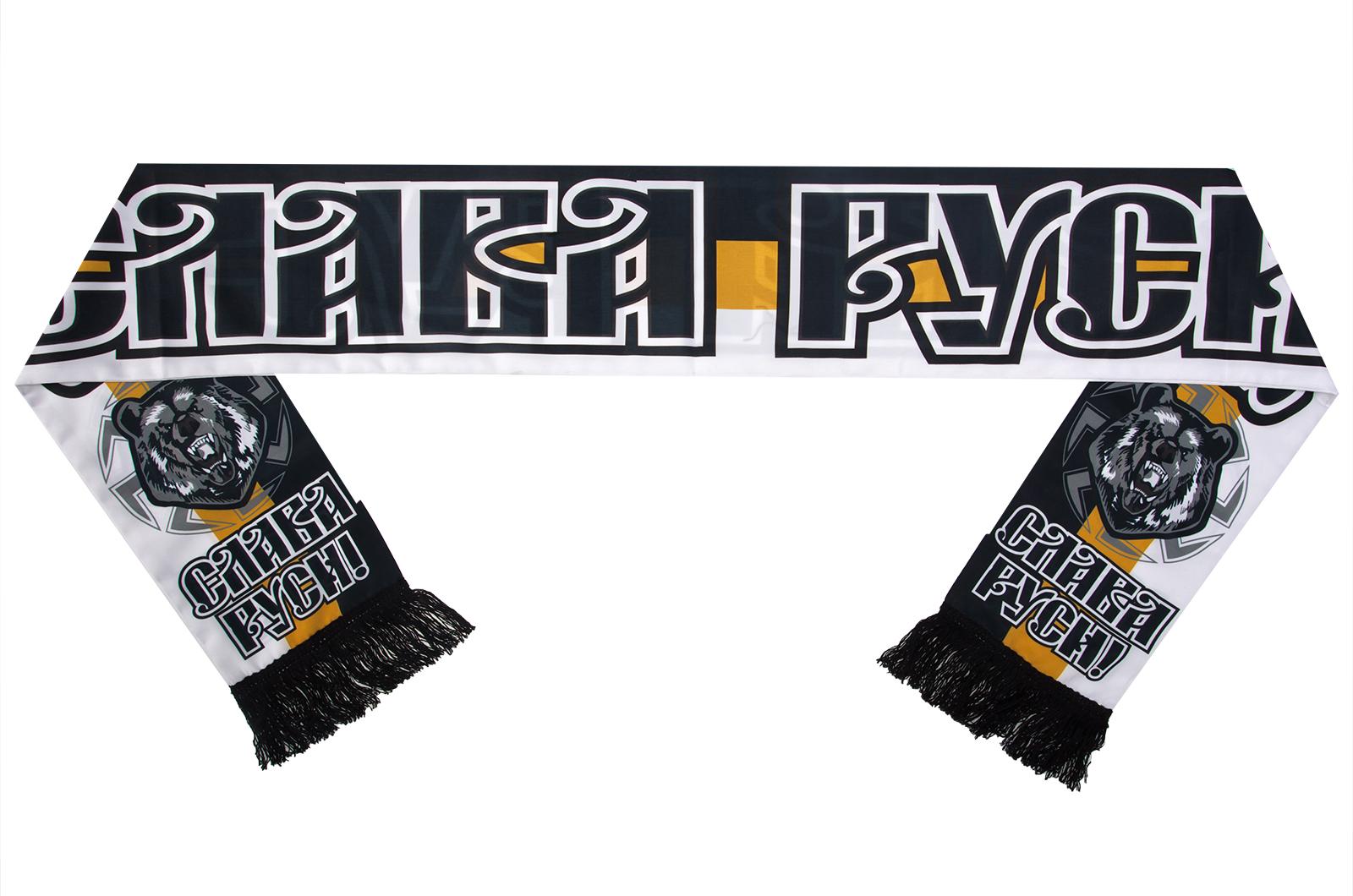 Заказать красивый мужской шарф
