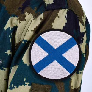 Шеврон Флаг Андреевский