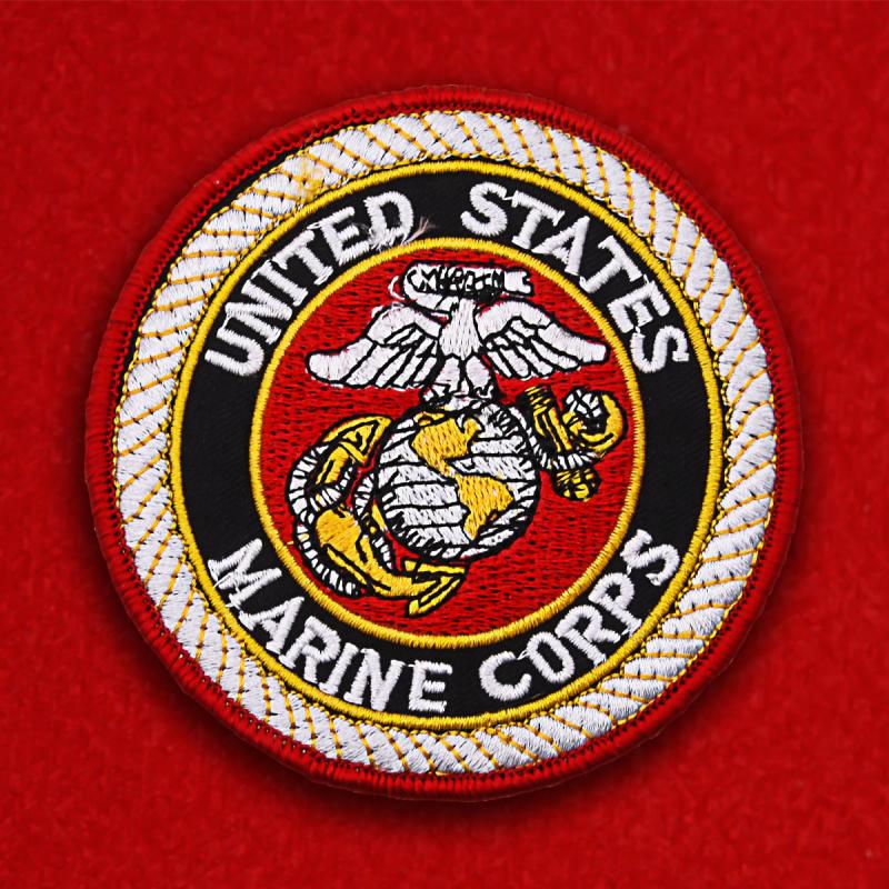 Купить шевроны Морской пехоты США выгодно и быстро