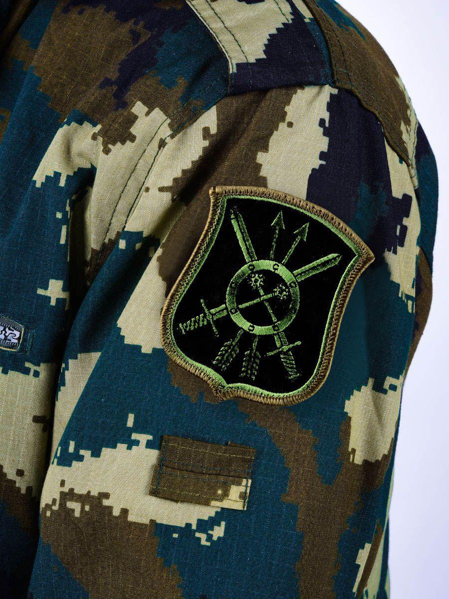 Шеврон на полевую форму военных 39-ой ракетной дивизии РВСН