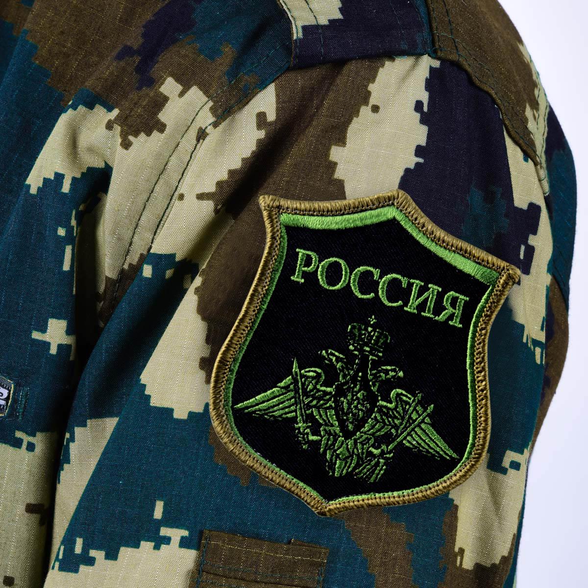Шеврон РВСН России на полевую форму