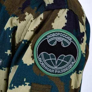 Шеврон Военной разведки Новороссии