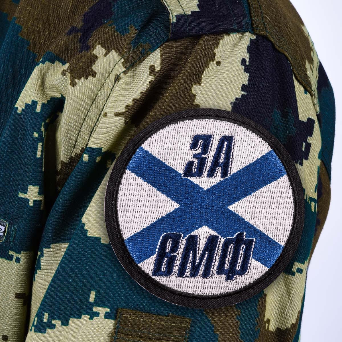 Шеврон За ВМФ