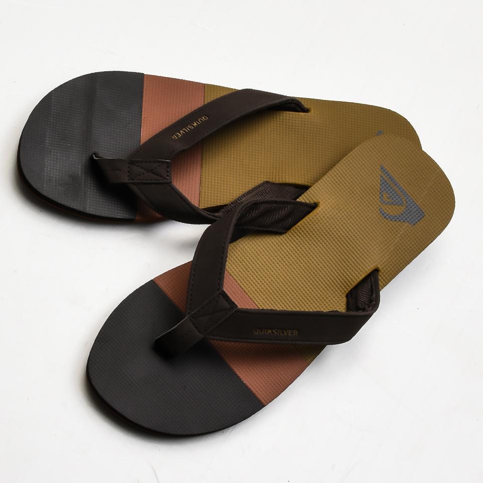 Мужская пляжная обувь - сланцы, шлепанцы