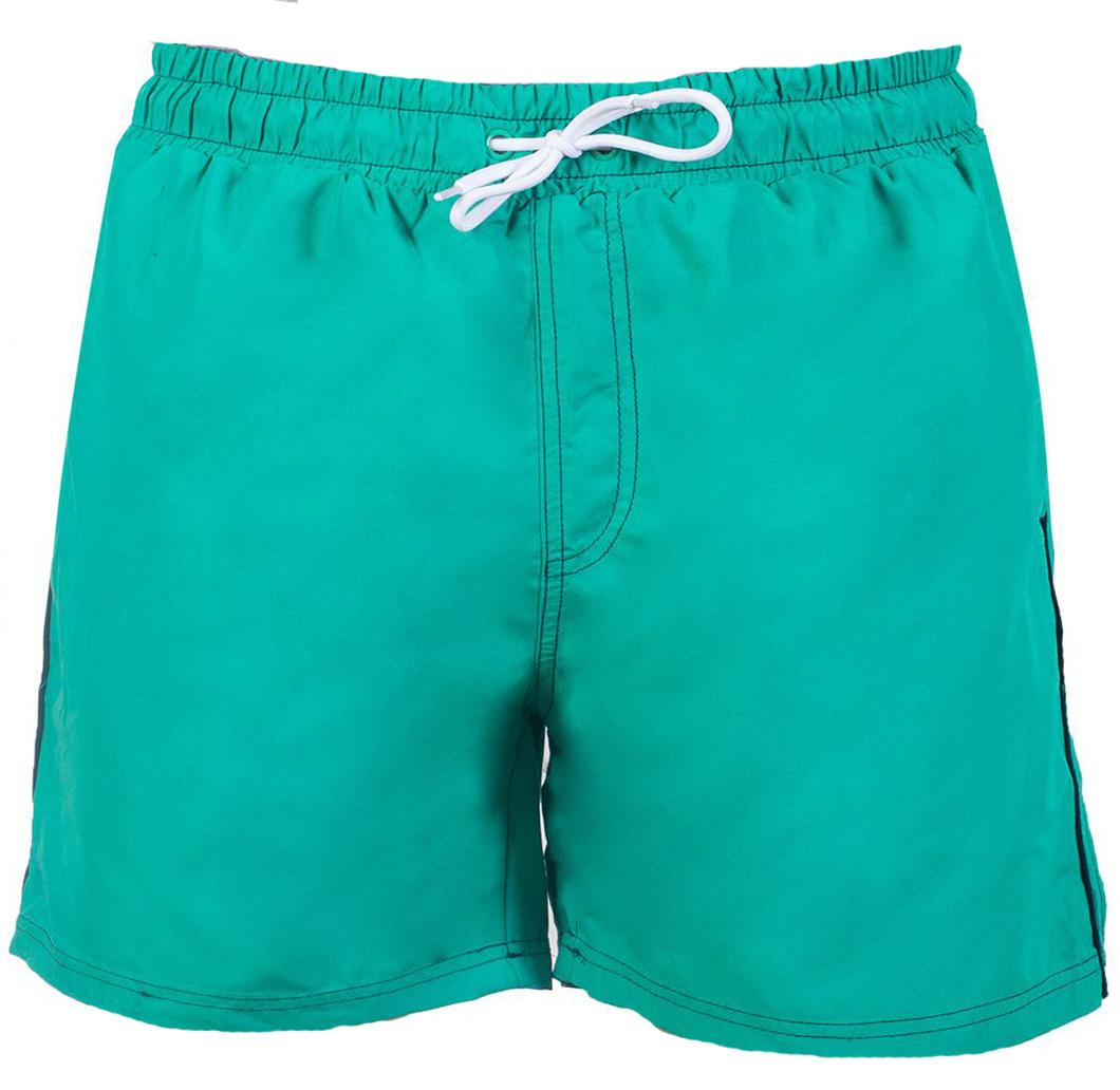 Купить шорты изумрудные для мужчин по низкой цене