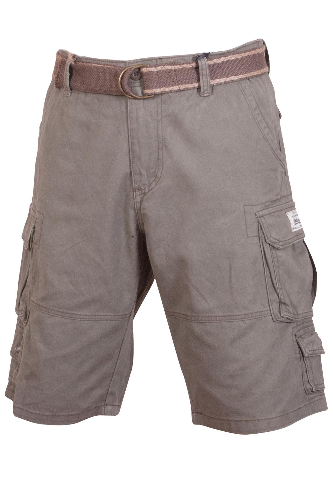 Шорты мужские с карманами