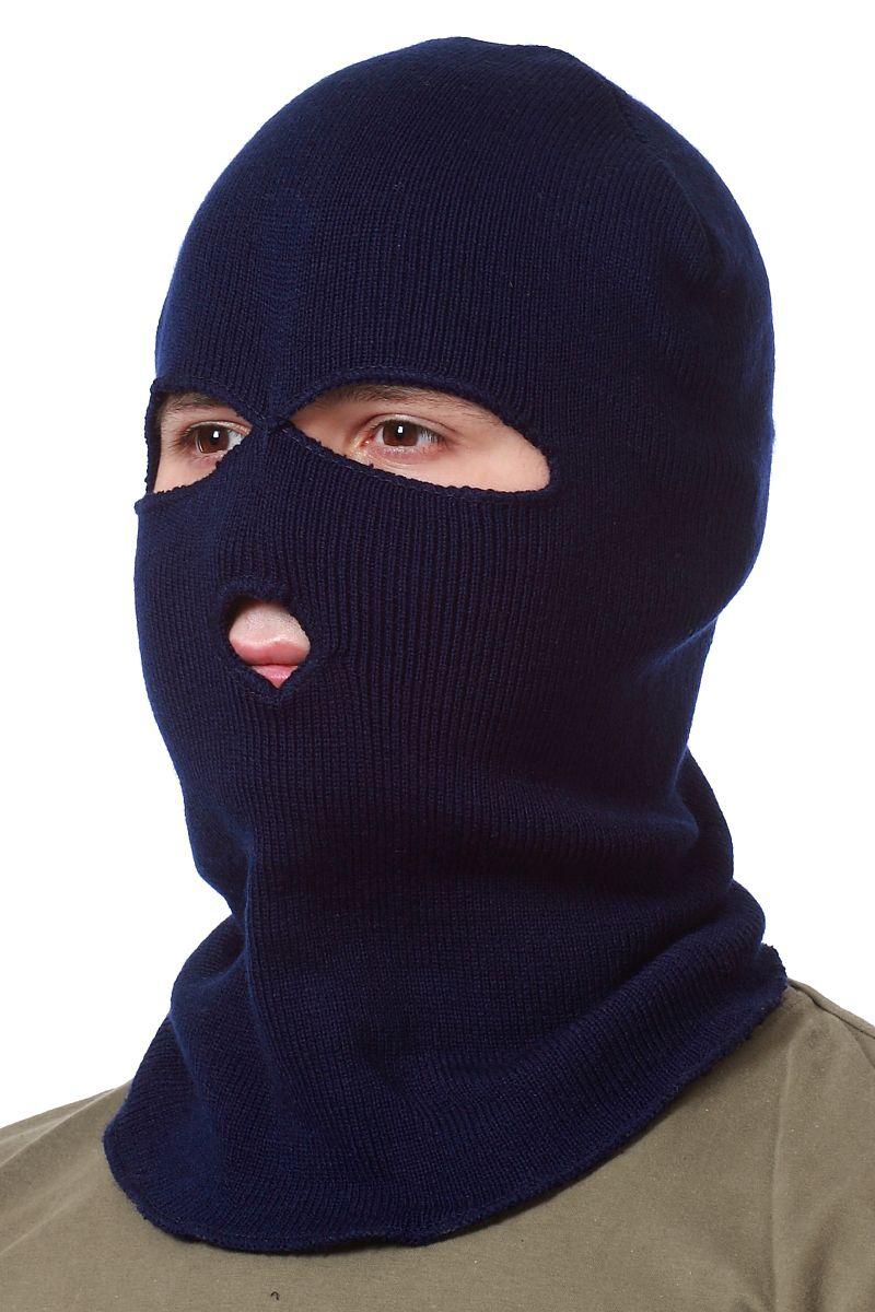 """Синяя маска """"для мафии"""""""