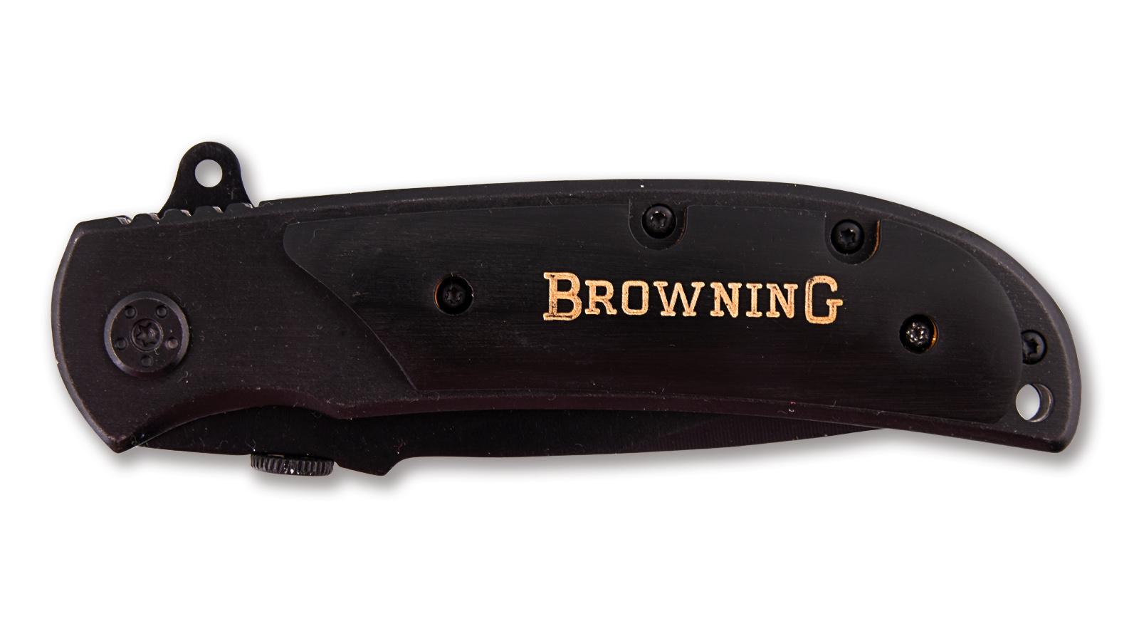 Складной нож Browning в подарок