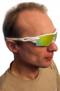 Солнцезащитные очки Oakley с 5 сменными линзами