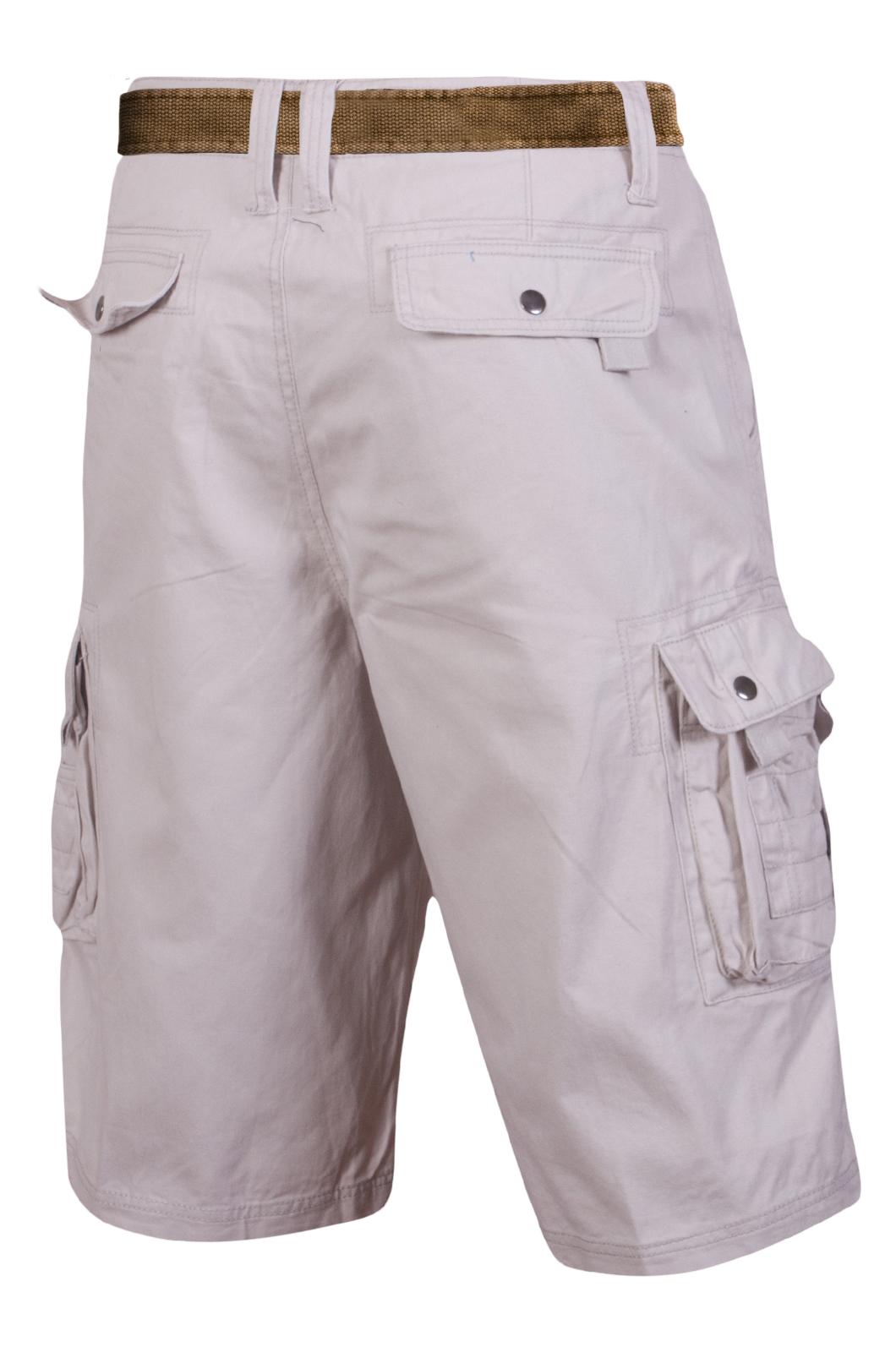 Стильные шорты с ремнем - купить в интернет-магазине