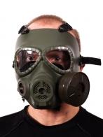 "Страйкбол-маска с вентилятором ""Resident Evil"""
