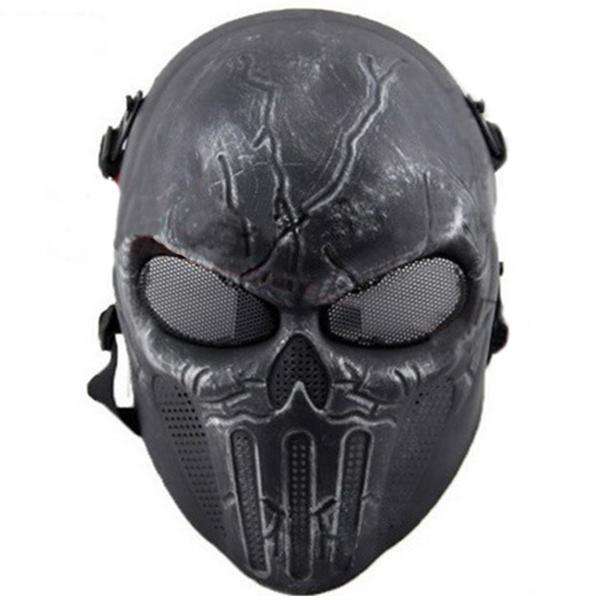 Страйкбольная маска Карателя