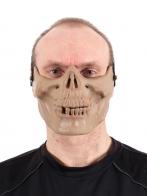 Страйкбольная полулицевая маска-череп