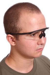 Стрелковые очки Guarder C2 прозрачные