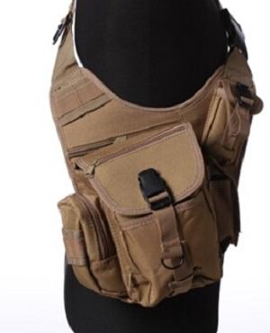 Спортивная сумка через плечо