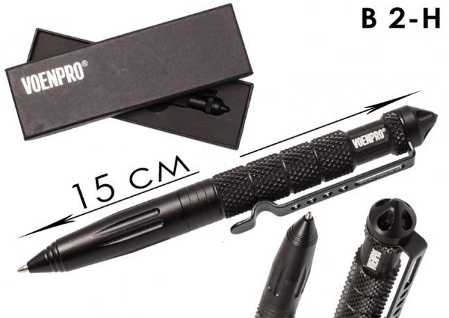 Тактическая ручка LAIX В2 черная