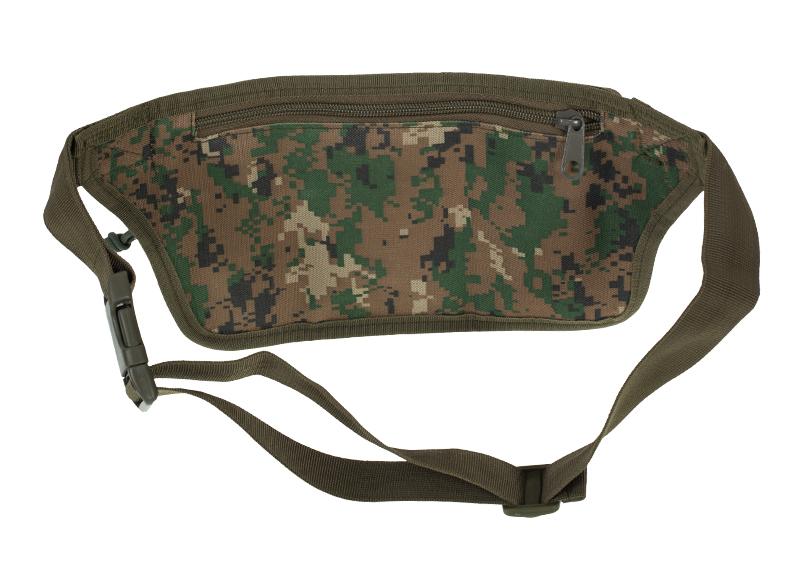 Тактическая сумка на пояс камуфляж Marpat