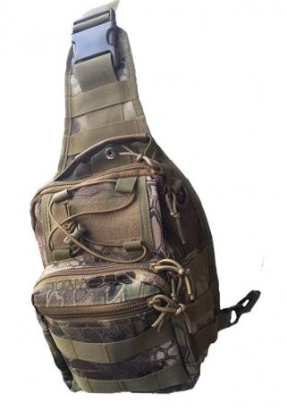 Тактическая сумка-рюкзак камуфляж Kryptek Highlander