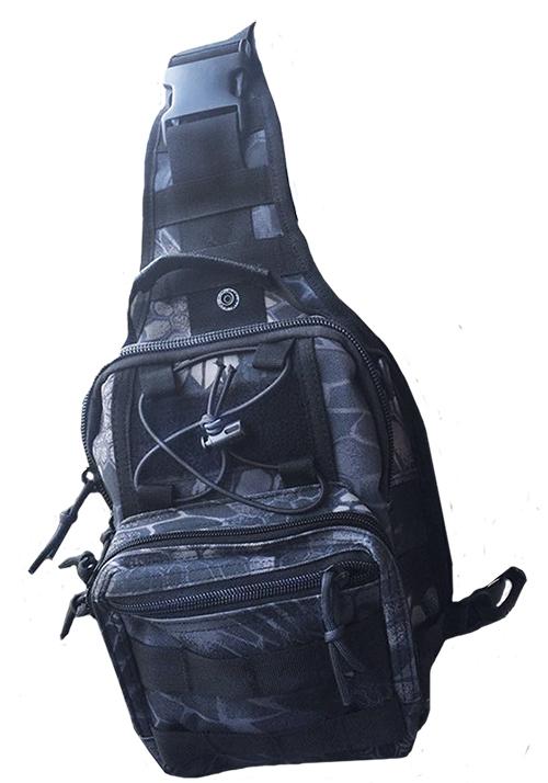 Тактическая сумка-рюкзак камуфляж Kryptek Typhon