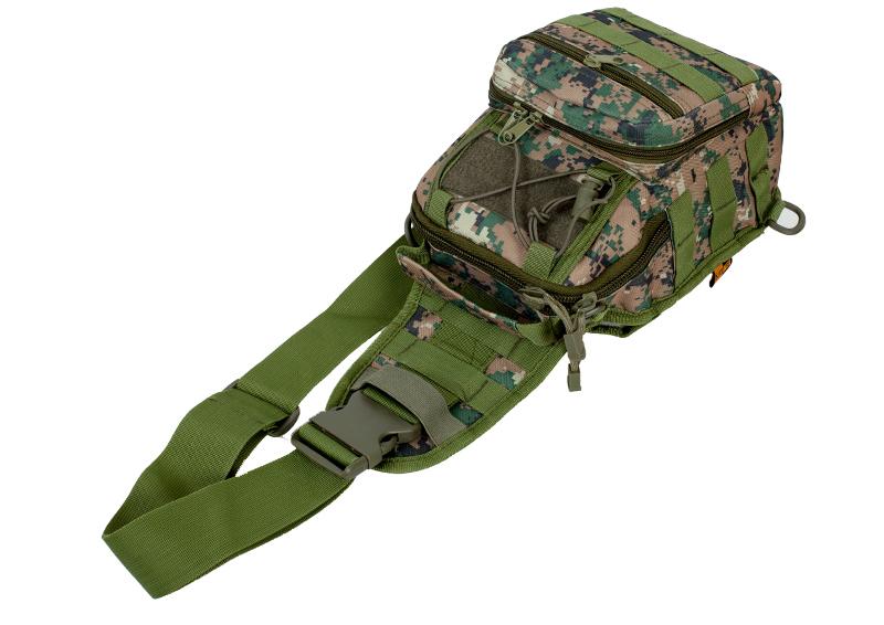 Тактическая сумка-рюкзак камуфляж Marpat